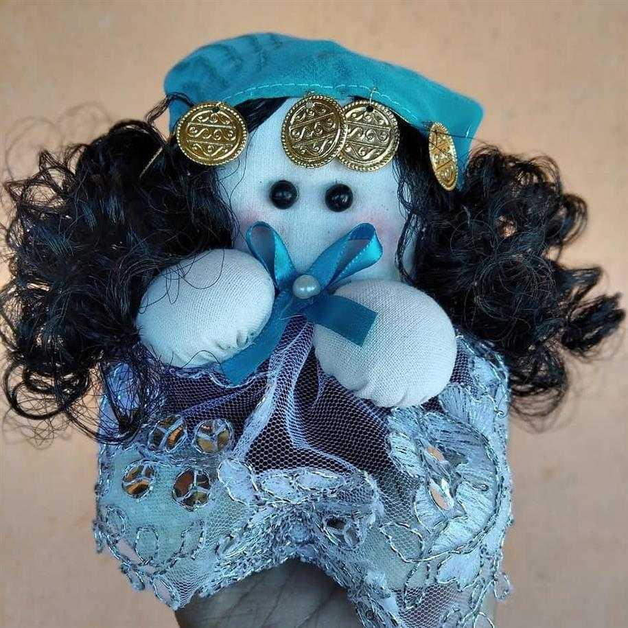 boneca de fuxico ciganinha