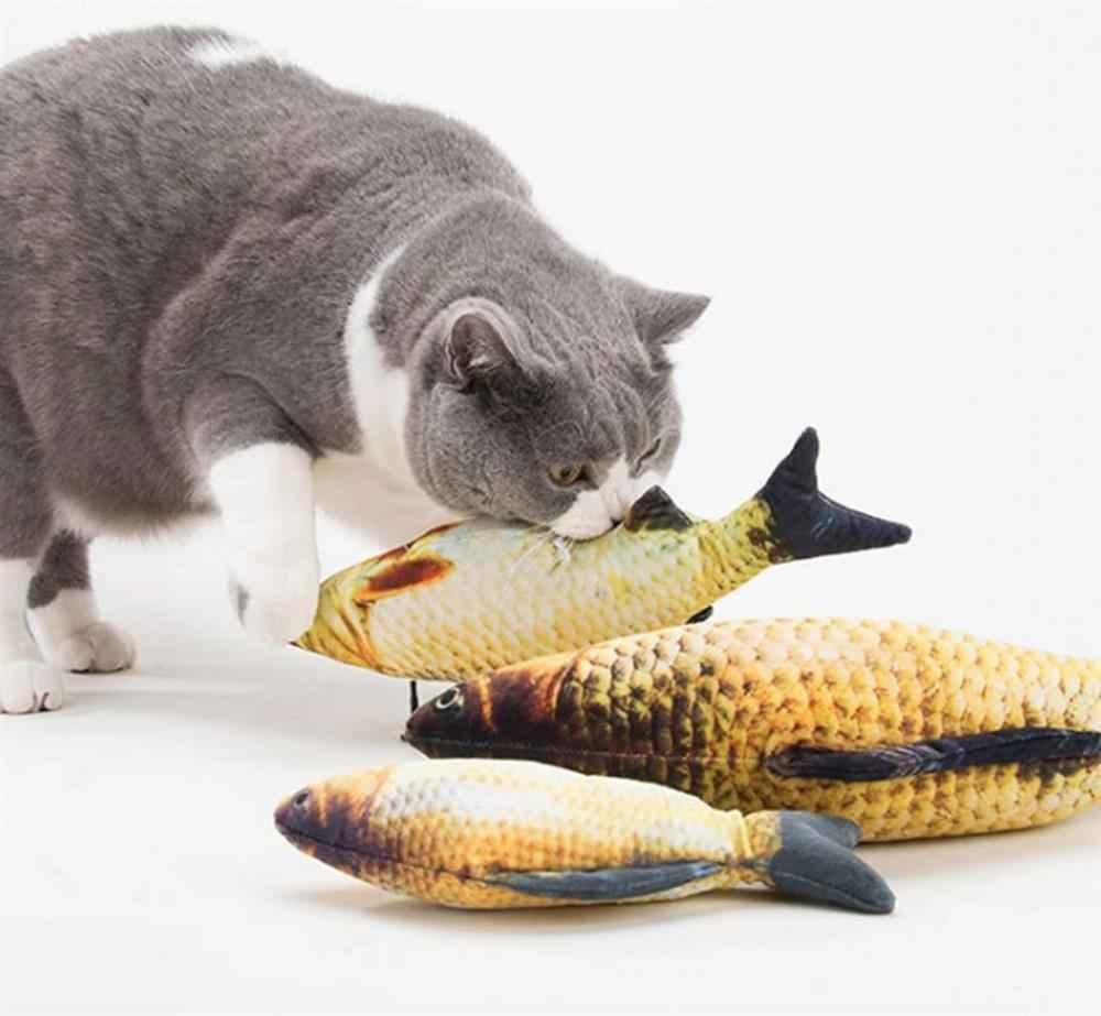 peixe de brinquedo para gatos