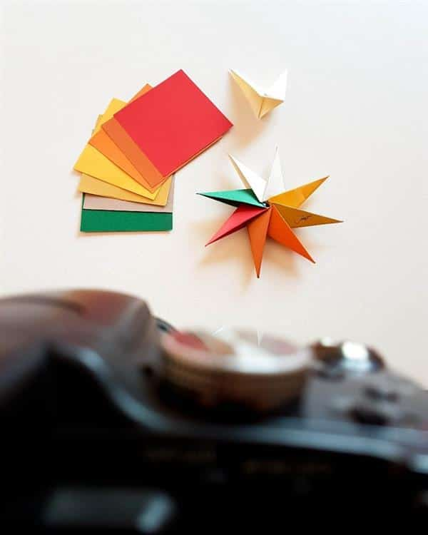origamis de papel