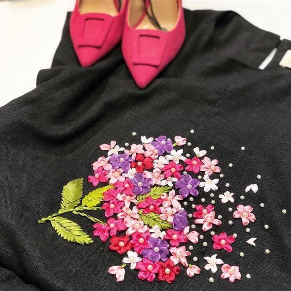 blusa decora e delicada com bordado