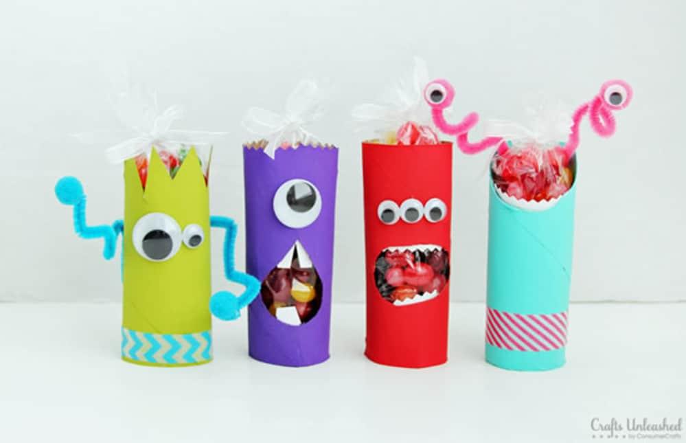 brincadeiras para crianças com papel higiênico