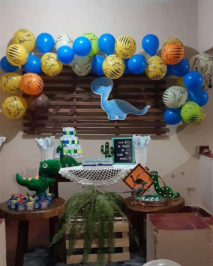 decoração para festa em casa