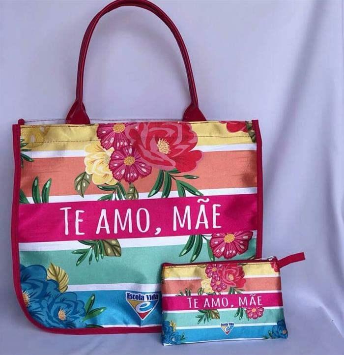 bolsa personalizada dia das mães