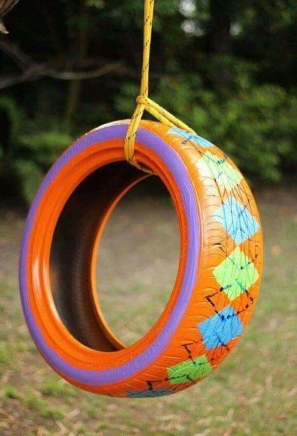 balanço de pneu