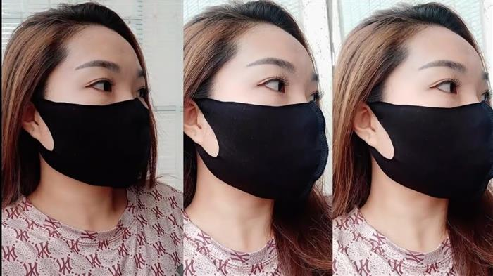 mascara sem costura