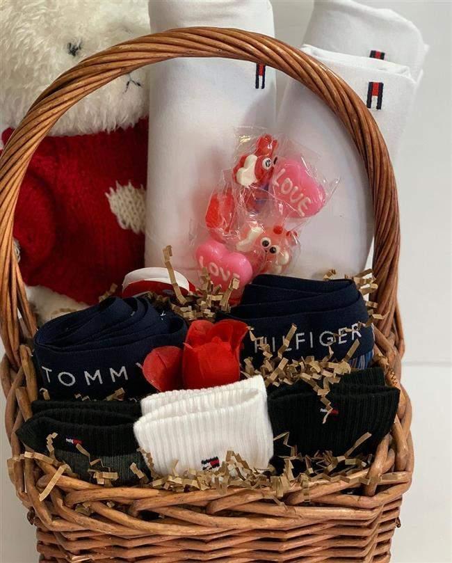 cesta romantica para namorado
