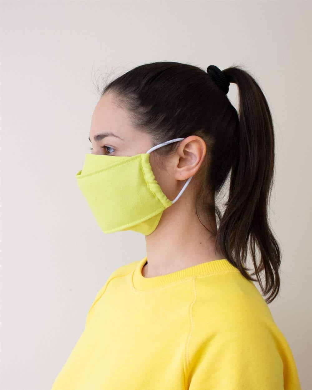 mascara 3d anatômica