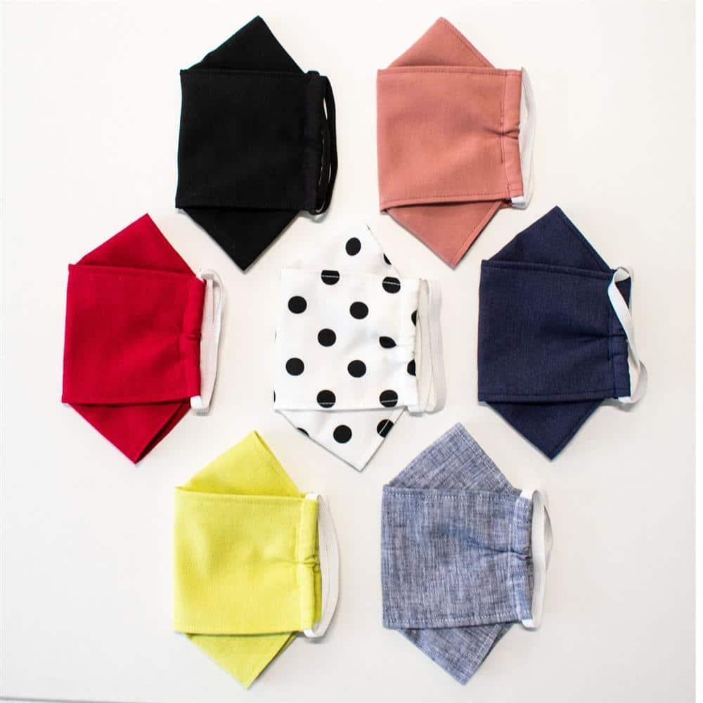 tipos de mascaras de tecido