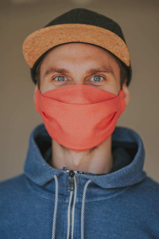 medidas para mascara de tecido