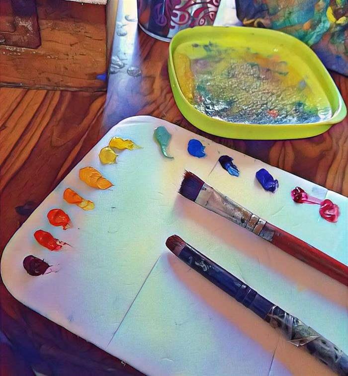 material pintura