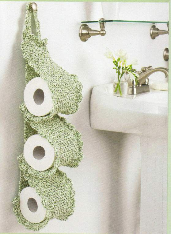 suporte para papel higienico