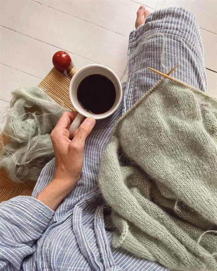 artesanato em trico