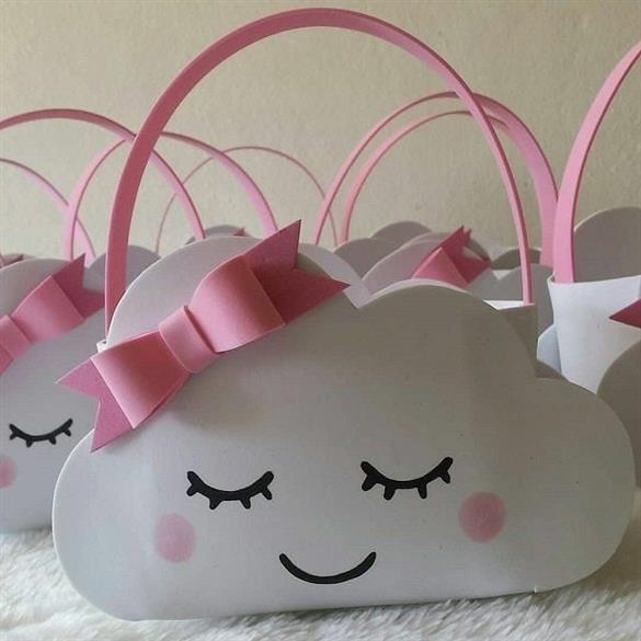 cestinha nuvem de amor