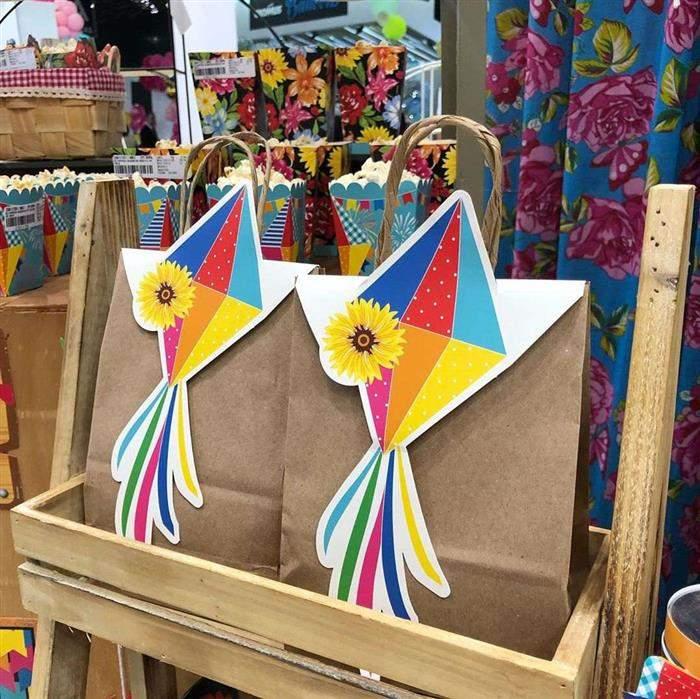 sacola decorativa