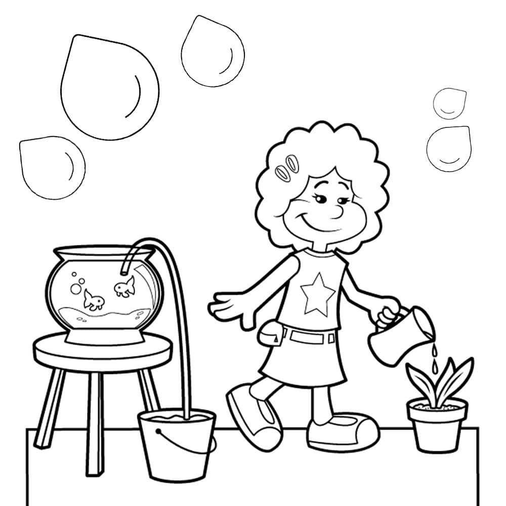desenhos infantil para pintar