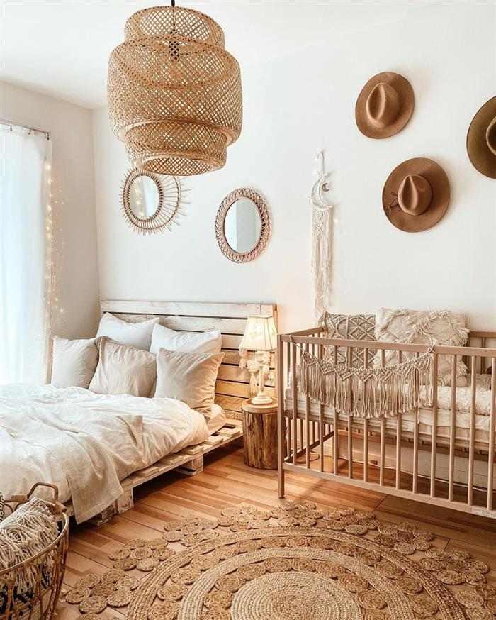 cama de 2 palates