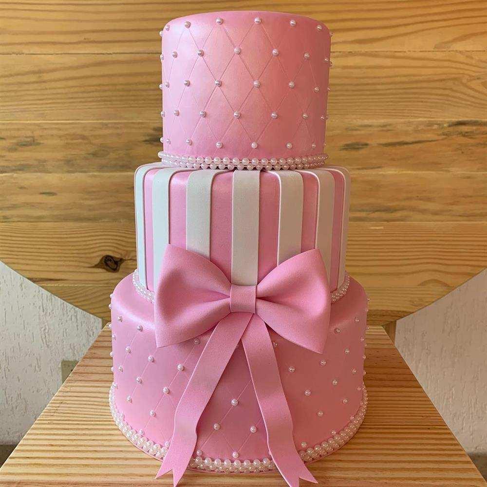 tema bailarina em branco e rosa