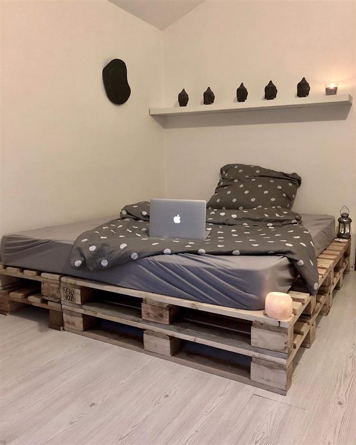 camas de paletes sustentaveis