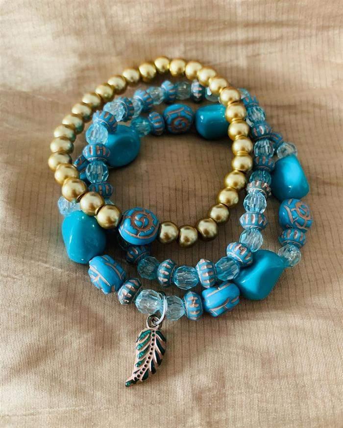 bracelete artesananal