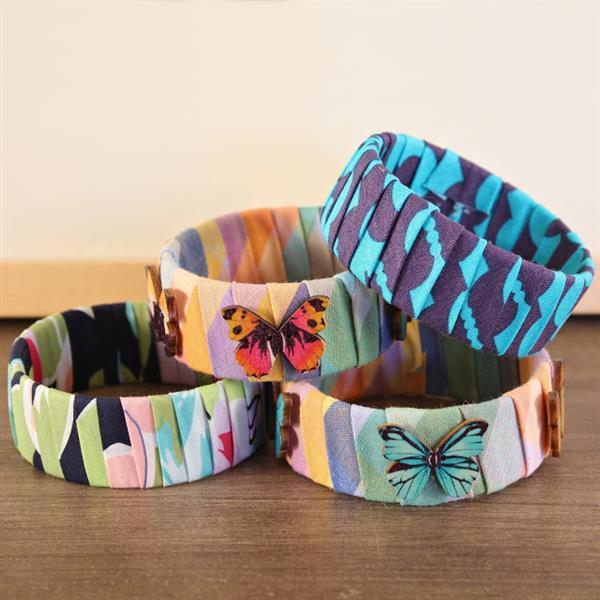 bracelete decorado