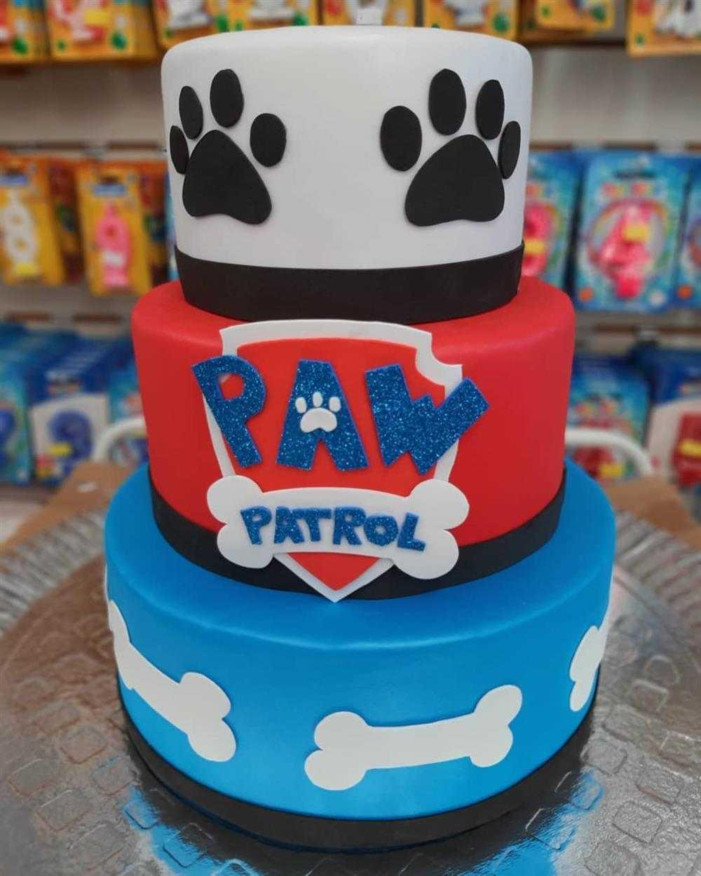 modelo falso patrulha canina