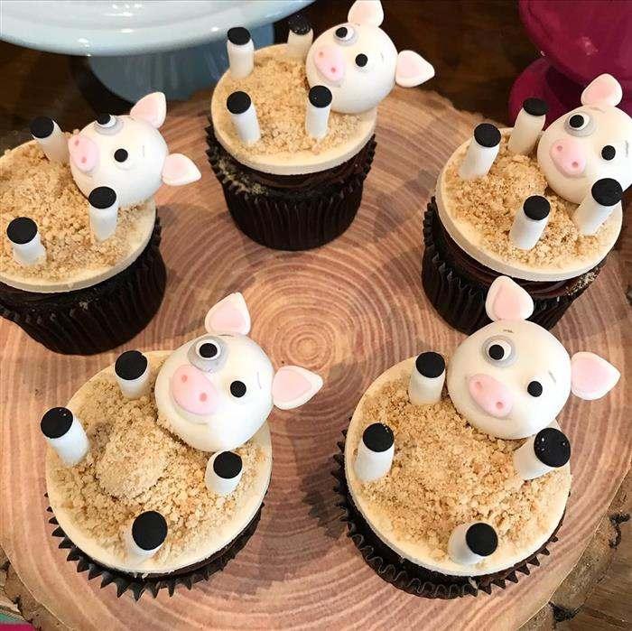 cupcake moana