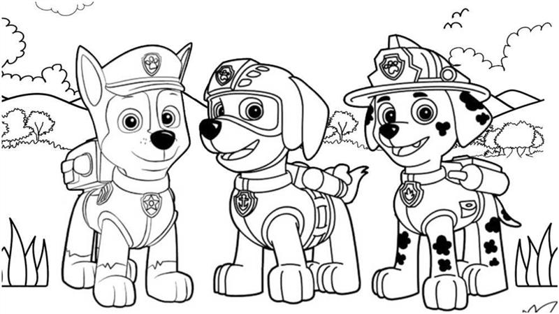 Desenhos Para Pintar E Imprimir Infantil 100 Imagens E Personagens Artesanato Passo A Passo
