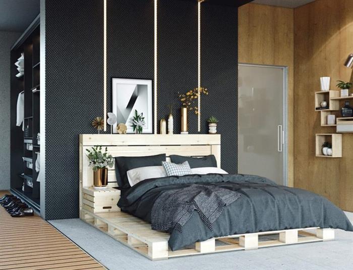 cama de madeira facil de fazer
