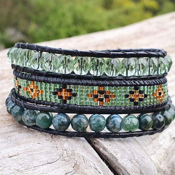 modelo de bracelete
