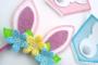 orelhas de coelho decoradas com pérolas