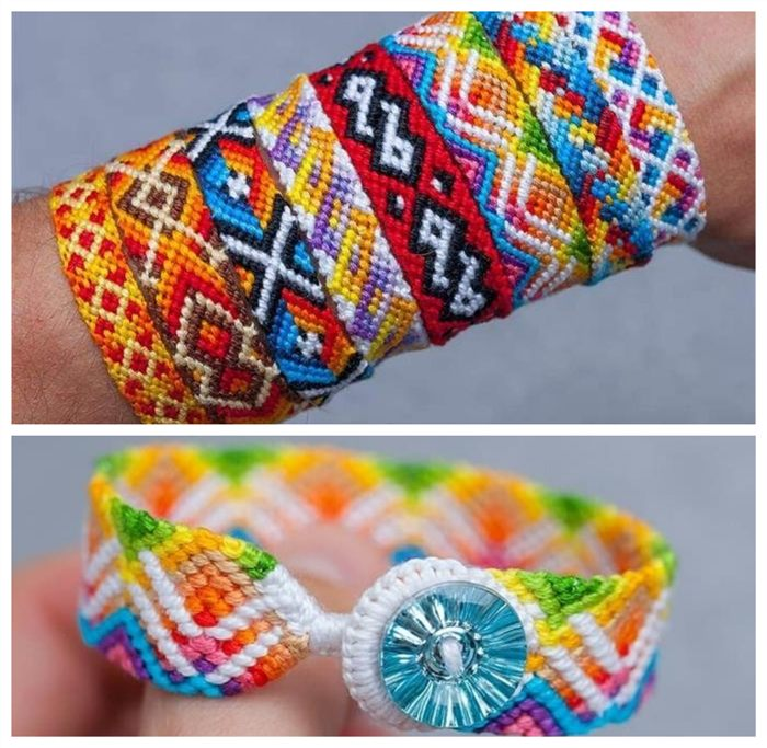 pulseira artesanal