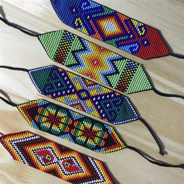 pulseira indigena