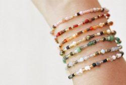 pulseiras modernas e elegantes