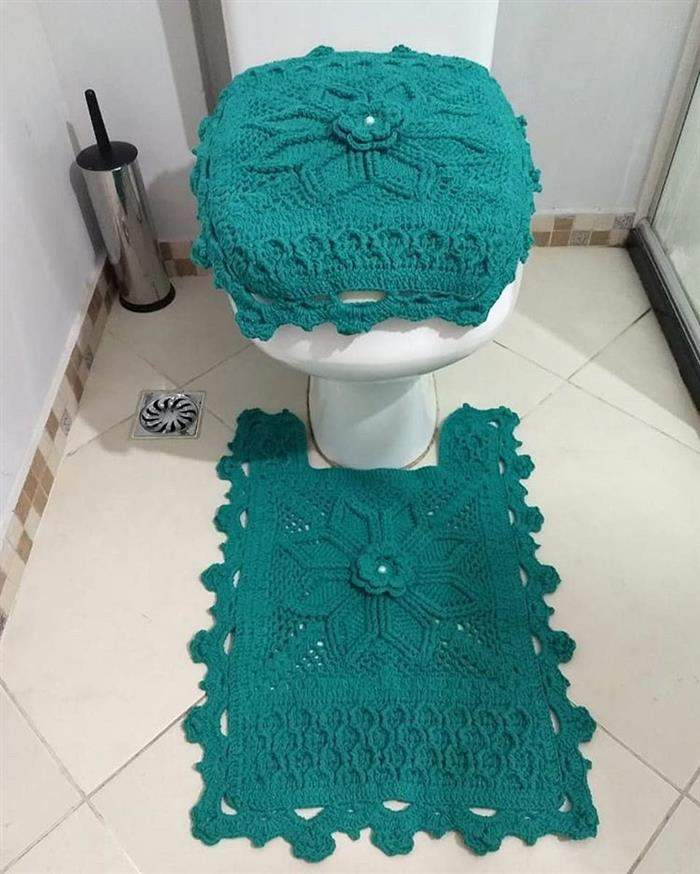 tapete para decorar banheiro