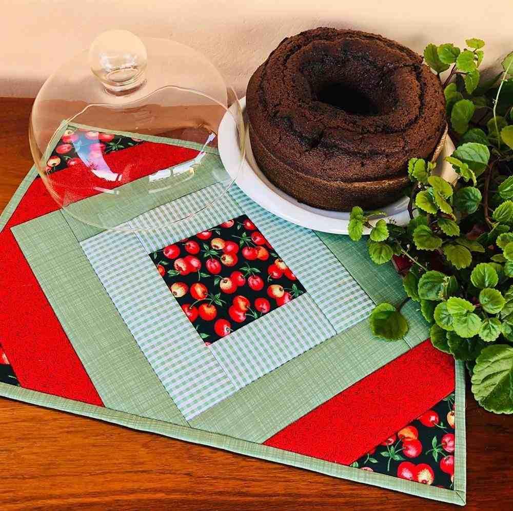 decoração de mesa posta