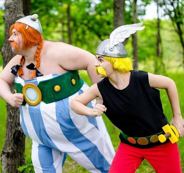 fantasia asterix e obelix