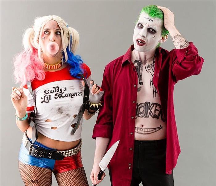 fantasia casal criativa