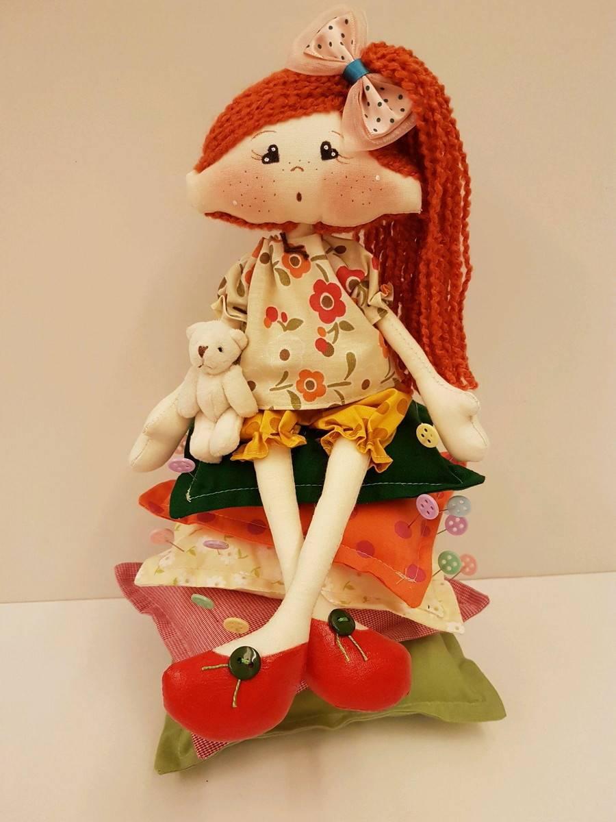 costura criativa bonecas