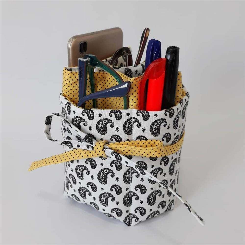 Organizador de bolsa feminina simples