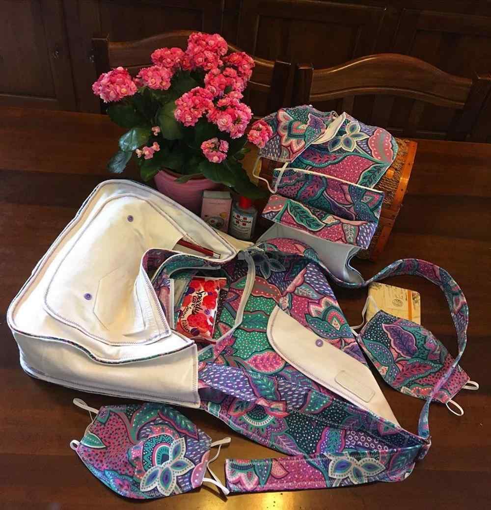 bolsa carteiro feminina