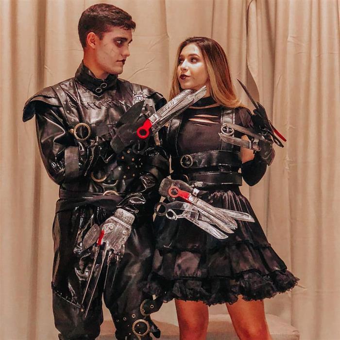 fantasias criativas casal