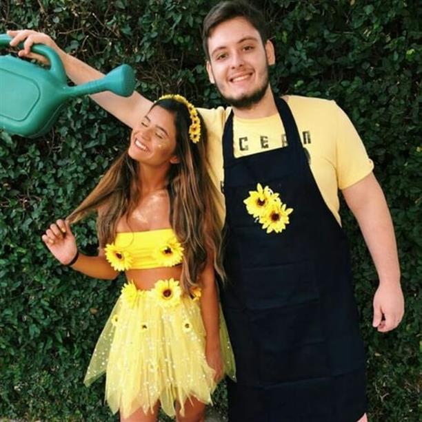 fantasias criativas de carnaval para casal
