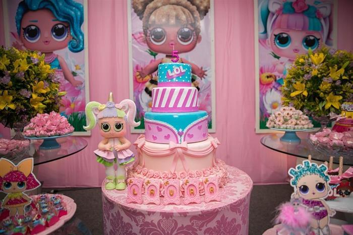 festa da lol bolo