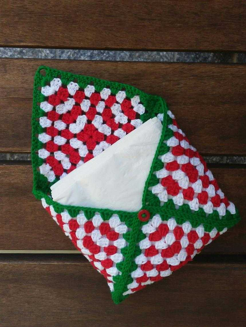 natalino para guardanapo de papel