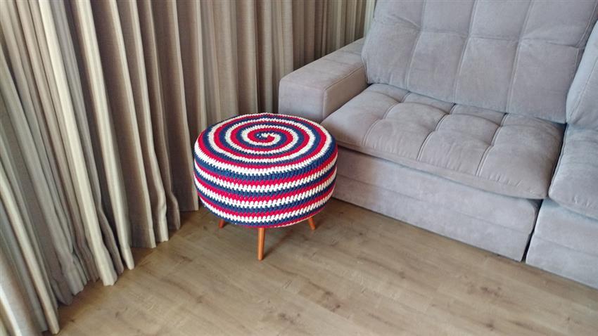 croche espiral