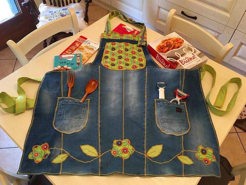costura criativa para cozinha