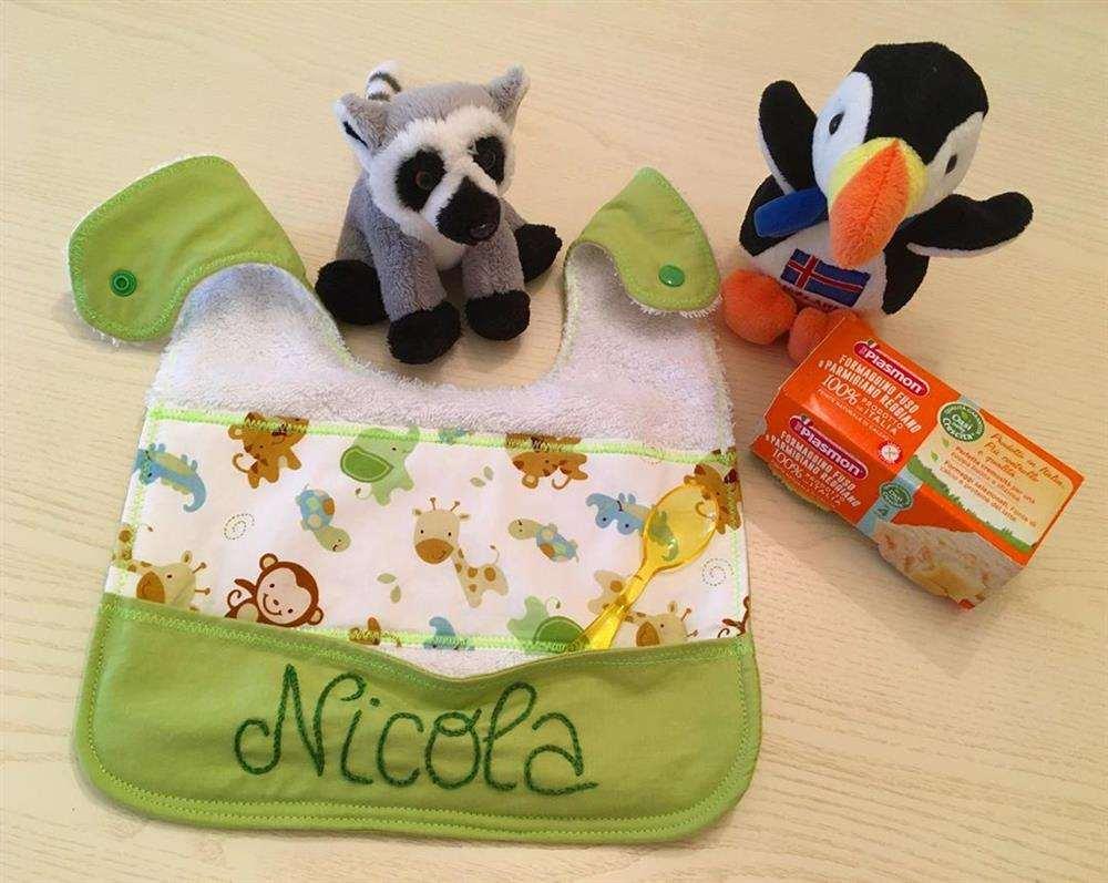 costura criativa para bebês