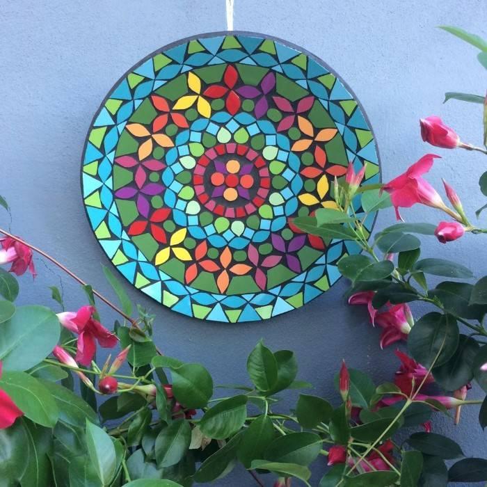tipos de mosaico