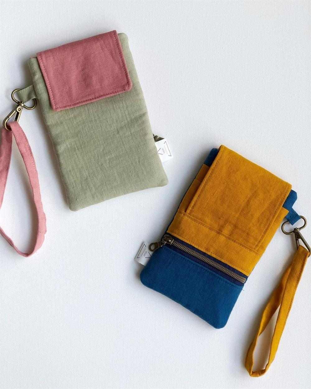 costura criativa carteira