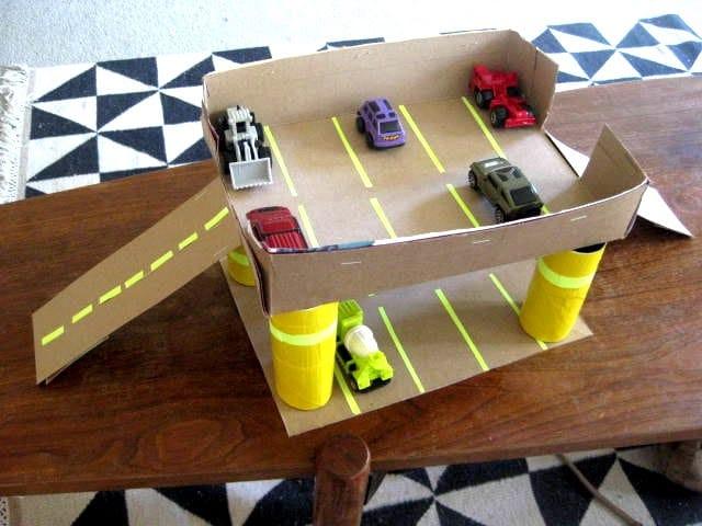 Garagem para carros